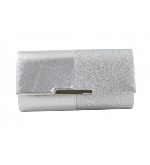 Accessory zilver clutch