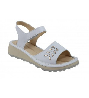 Brako oslo blanco sandaal