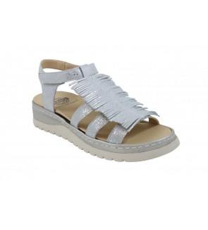 Brako oregon silver sandaal