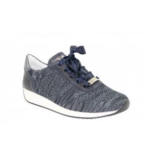 Ara blau multi sneaker