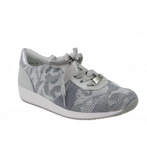 Ara camu silber sneaker
