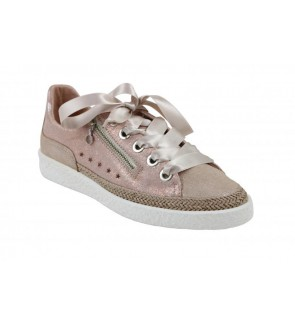 Softwaves stars nude sneakers
