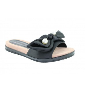 Tamaris black slipper