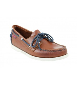 Sebago spinnaker marron...