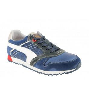 Australian blue sneaker