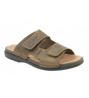 Rieker braun slipper - 2559225