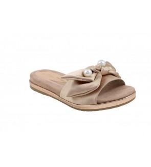 Tamaris nude slipper