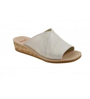 Ronny pont creme slipper