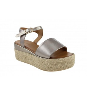 Inuovo pewter sandaal - 8861