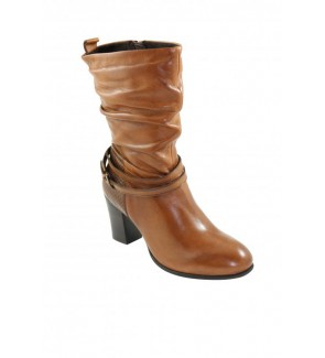 SPM ausby 3/4 boot cuoio...