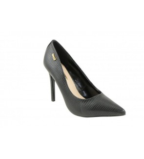 Gaudi reptyl black pump
