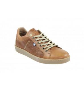 Scapa cognac sneaker - 104715