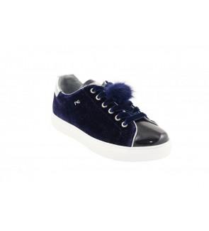 Nero Giardini bora blu sneaker