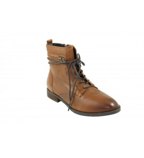 SPM mont lace boot cuoio...