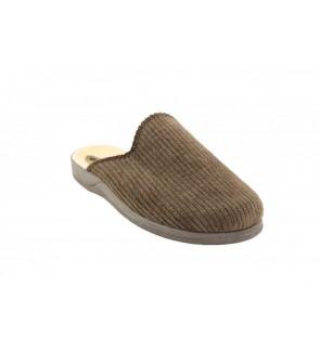 Belizia marron pantoffel