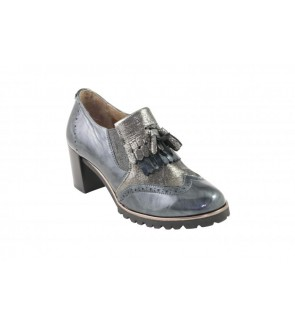 Softwaves grana pewter pump