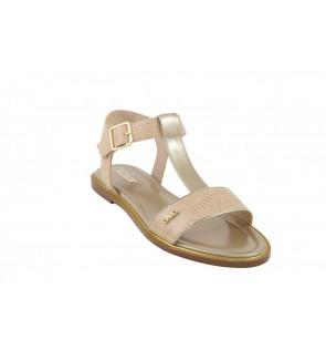 Gaudi tejus shiny nude sandaal