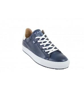 Scapa blue sneaker -...