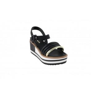 Gaudi baby black black sandaal