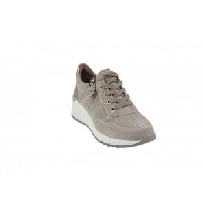 Tamaris taupe combi sneaker...