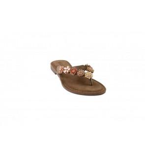 Lazamani copper slipper -...