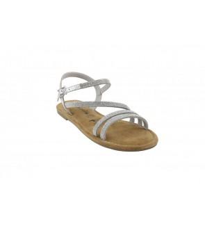 Tamaris silver glam sandaal...