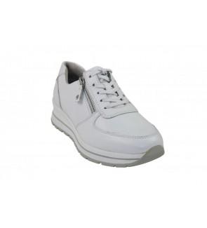 Tamaris white leather...