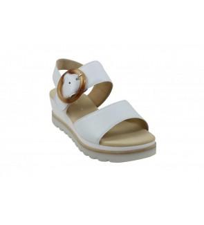 Gabor nappa weiss sandaal -...