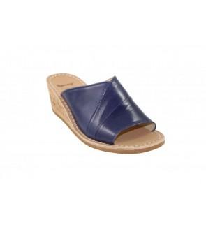 Ronny slipper blauw hak 4...