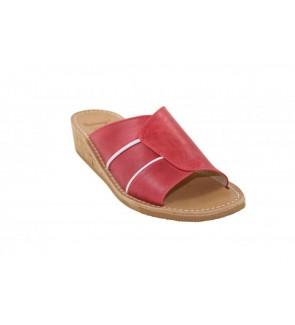 Ronny slipper 220/01 rood...