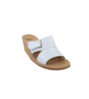 Ronny slipper 182 wit...