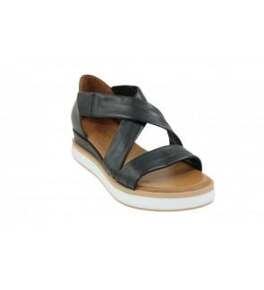 Inuovo black sandal - 113012