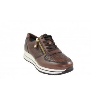 Tamaris cafe croco sneaker...