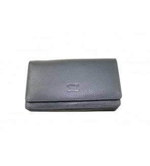 Crinkles zwart portemonnee...