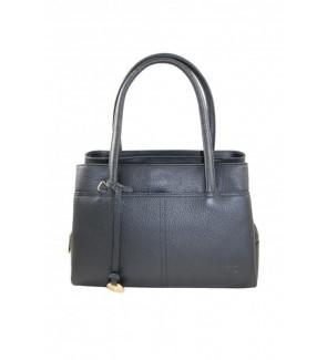 Crinkles zwart handtas -...