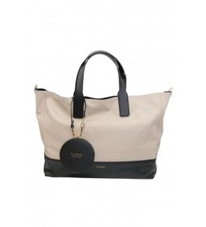 Ripani perla leather bag...