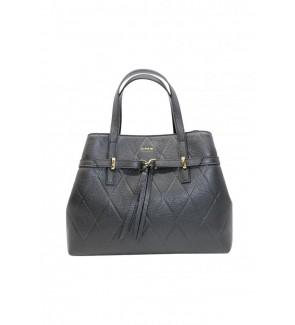Ripani zaffiro leather bag...