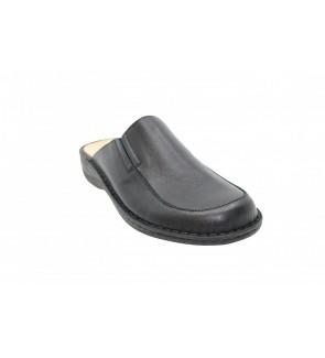 La Plume zwart pantoffel -...