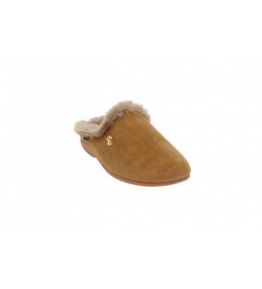Scapa camel pantoffel - 2113