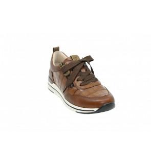 Remonte braun kroko sneaker...